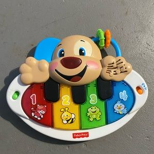 Fisher Price Laugh n learn puppy piano